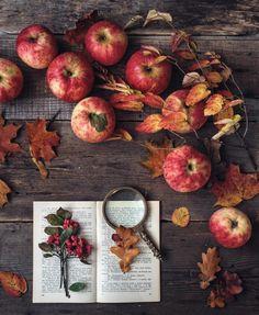 #september #autumn #instagramrussia #Instagraminrussia #vscocam #instagood #onthetable #livefolk #liveauthentic #инстаграмнедели #осень #сентябрь #apples #яблоки