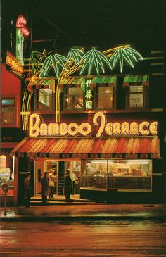 Bamboo Terrace, Vancouver BC