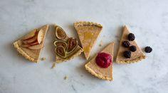 NYT Cooking: Ricotta Tart With Lemon Poppy Crust