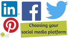 Choosing your social media platforms #smm #socialmedia