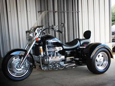Photo of Valkyrie/Interstate Motor Trike Conversion
