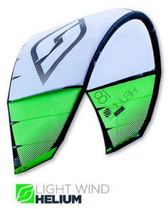 Helium Light Wind | SwitchKites