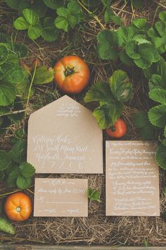 Lovely paper for the organic wedding http://kelseyharrisonphotography.com/