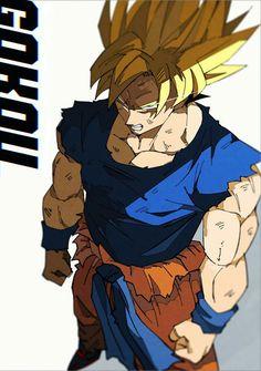 Goku Manga, Anime Manga, Goku And Vegeta, Son Goku, Dragon Ball Z, Hero Fighter, Vegito Y Gogeta, Goku Pics, Ball Drawing