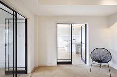Stalen binnendeuren en ramen | Vervaeck Dirk