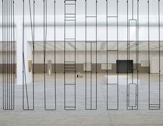 Thea Djordjadze, Our Full, installation view Konsthall Malmö, 2012/13