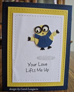 Our Little Inspirations: Bring on the Minions!