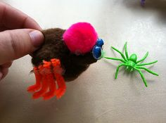 Fun spiders you can make...