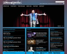 The new website of the Theater Rigiblick is live now.