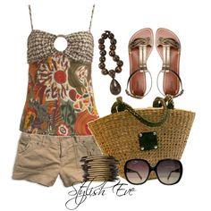 Done by stylisheve on Polyvore