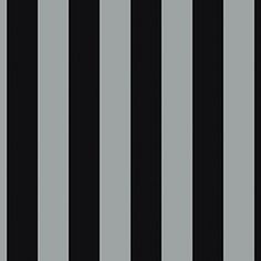 Black and silver stripe wallcovering [BLCK-17230] : Designer Wallcoverings, Specialty Wallpaper for Home or Office