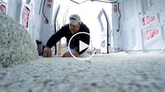 With the proliferation of #Vanlife comes a range of vehicle builds. For less than a thousand dollars, Live Outside and Play's road team Jess Daddio and Adam Ritterthey upgraded their 2008 Ford Econoline with a savvy system of space-saving storage, wire-free lighting, and eco-friendly power. In this video, they share their 10-day process step-by-step. From the coast of the Carolinas to Colorado and back, Adam and Jess will be representing Blue Ridge Outdoors Magazine and its sister pub...