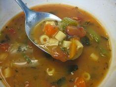 Dik groente sop – Liplekker Coffee Recipes, Soup Recipes, Recipies, South African Recipes, Ethnic Recipes, Slow Cooker Recipes, Cooking Recipes, Good Food, Yummy Food