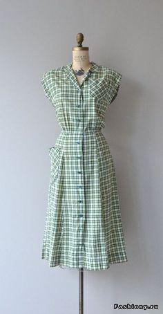 100 платьев в стиле «винтаж». Часть 2