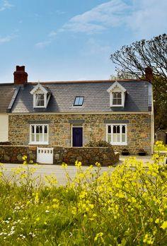 A Restored Granite Cottage | Homebuilding & Renovating