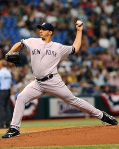 Andy Pettitte (#46) (photo credit: Al Messerschmidt)