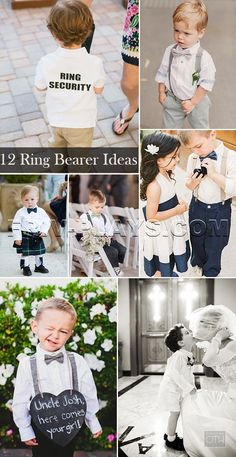 For bride and groom top 12 unique wedding ring bearer ideas for your big day Wedding Album, Wedding Tips, Wedding Engagement, Wedding Themes, Our Wedding, Wedding Planning, Dream Wedding, Engagement Rings, Engagement Jewellery