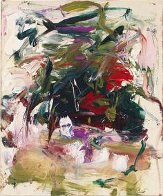 Joan Mitchell - Untitled (1959)