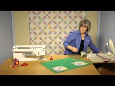 Quilting Quickly: Grandma's Favorite - Old-Fashioned Quilt - YouTube