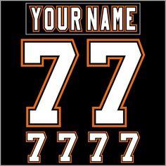 Anaheim Ducks Team Colors Dark Jersey Name and Number Kit. Nhl Hockey Jerseys, Anaheim Ducks, Converse, Names, Kit, Dark, Colors, Colour, Converse Shoes