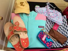 pearls-and-polo:  pursuit-of-preppiness:  Looks like I am going to need a bigger suitcase
