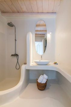 Bathroom Interior Design, Home Interior, Interior Architecture, Interior Colors, Interior Plants, Interior Modern, Ideas Cabaña, Beton Design, Interior Minimalista