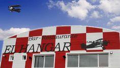 Restaurante El Hangar