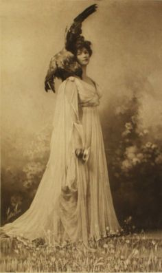The Countess of Westmoreland as Hebe Duchess of Devonshire's ball 1897,