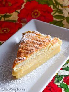 Alice im kulinarischen Wunderland: Vanille-Zauberkuchen - Auch für Backanfänger geeignet
