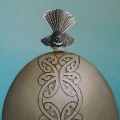 Strength And Unity III (detail) by Jane Crisp - prints Art Maori, New Zealand Art, Nz Art, Kiwiana, Print Store, Buy Prints, Box Frames, Bird Art, Cool Artwork