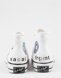new arrival 0b358 5d3e3 Chuck Taylor All Star sneakers (unisex) SACAI x CONVERSE x FRAGMENT FOR  COLETTE Chuck