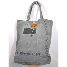 Recycled Cotton Canvas Key Bag (India) - Overstock™ Shopping - Top Rated Cottage Home Tote Bags