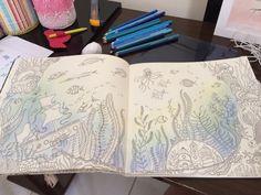 Iemanjá odoiá pra vcs!! Rsrsrs Olá pessoal! Hoje vim falar sobre minha página liêêênda do Oceano Perdido, cheia de cores e raios solares inc...
