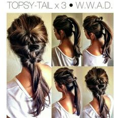 Topsy Tail