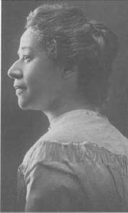 "Anna J. Cooper was an author, educator, speaker, and among the leading intellectuals of her time. Born into enslavement, she wrote ""A Voice from the South,"" widely considered one of the first articulations of Black feminism. Cooper worked at Washington D.C.'s M Street -- now Dunham High School for nearly 40 years, focusing the all black high school on preparing students for higher education, successfully sending many students to prestigious universities."