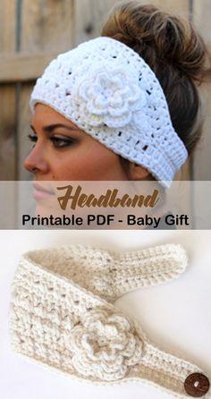 Crochet Jewelry Patterns, Crochet Hair Accessories, Crochet Blanket Patterns, Crochet Stitches, Knitting Patterns, Crochet Blankets, Crochet Designs, Baby Patterns, Crochet Crafts
