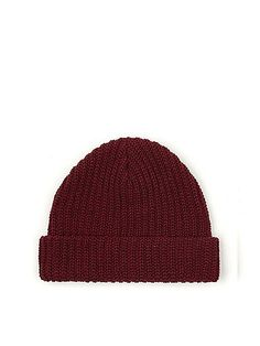 New Color! Recycled Fisherman Beanie #AAFALL #AmericanApparel