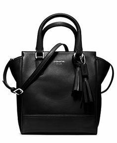 COACH LEGACY LEATHER MINI TANNER - Coach Accessories - Handbags & Accessories - Macy's