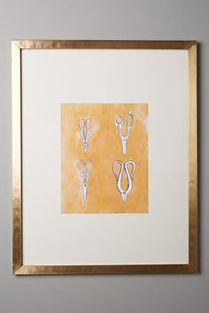 Minimalist Gallery Frame - anthropologie.com