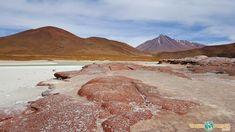 Pedras Rojas, passeio do Deserto do Atacama