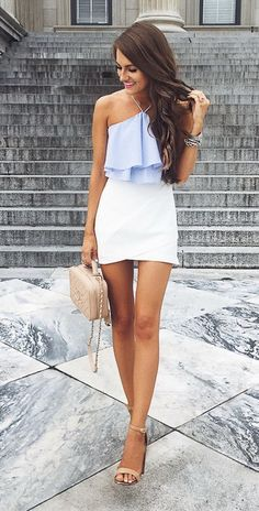 @cmcoving Lately all I want to wear is blue & white My entire…