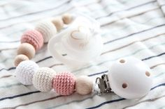 Hey, I found this really awesome Etsy listing at https://www.etsy.com/listing/274976004/new-baby-pacifier-clip-natural-and