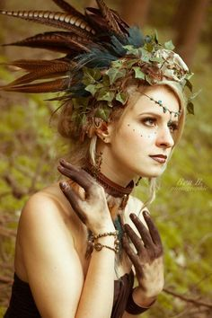 Image result for wood nymph costume