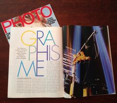 #TBT This photo has always been personally meaningful to us for many reasons. We were so touched and deeply honored when our work was featured in French PHOTO magazine. #ILoveNY #IHeartNY #TributeInLight #FrenchPhoto #PrincetonPhotographer #HuangMenders To see insider views and behind-the-scenes follow us on Instagram: http://bit.ly/HMPhoto1 Facebook: http://bit.ly/HMPFB Wordpress: http://bit.ly/HMWPress