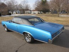 The largest collector car marketplace. 1967 Gto, Pontiac Grand Prix, Pontiac Gto, Le Mans, Muscle Cars, Classic Cars, Classic Trucks