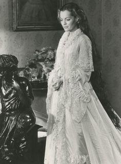 """Mario TURSI - Romy Schneider dans """"Ludwig"""" de Visconti"""