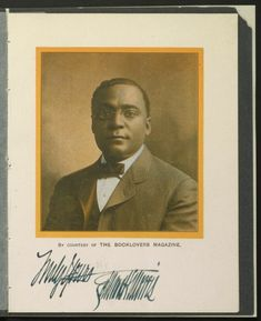 Image 3 of Complimentary dinner to Hon. Edward H. Morris of Chicago, Illinois : Saturday, January Odd-Fellows' Hall, Washington, D. Illinois State, Chicago Illinois, Odd Fellows, Civil Rights Activists, Booker T, Library Of Congress, African American History, Black History, Division