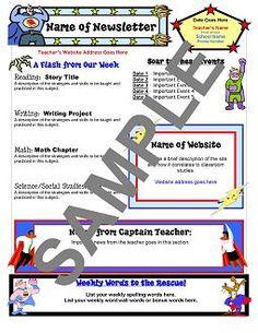 superhero classroom ideas | Classroom Theme Resources from Teacher's Clubhouse