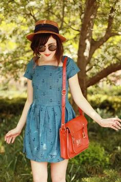 Indie hipster fashion [Pinterest: @YelaGarcia]