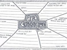 Image result for success criteria examples for art